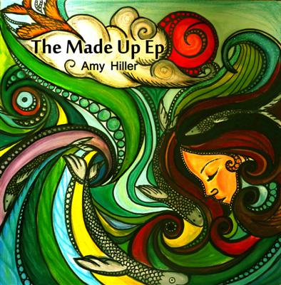 mam104 - Amy Hiller - The Made Up EP