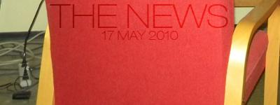 The News - 17 May 2010