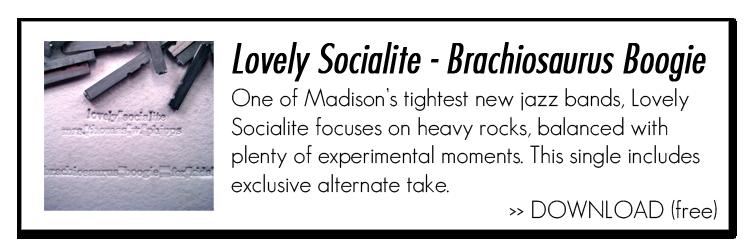 Lovely Socialite - Brachiosaurus Boogie