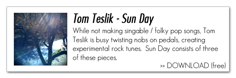 Tom Teslik - Sun Day