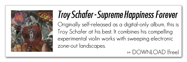 Troy Schafers - Supreme Happiness Forever