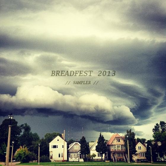 BREADFEST 2013 SAMPLER