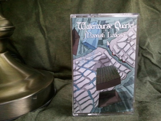 Watercourse Quartet - Moonish Lodestar Tape
